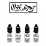 Wick Liquor - Mix'n'Match 4 10ml's for £10
